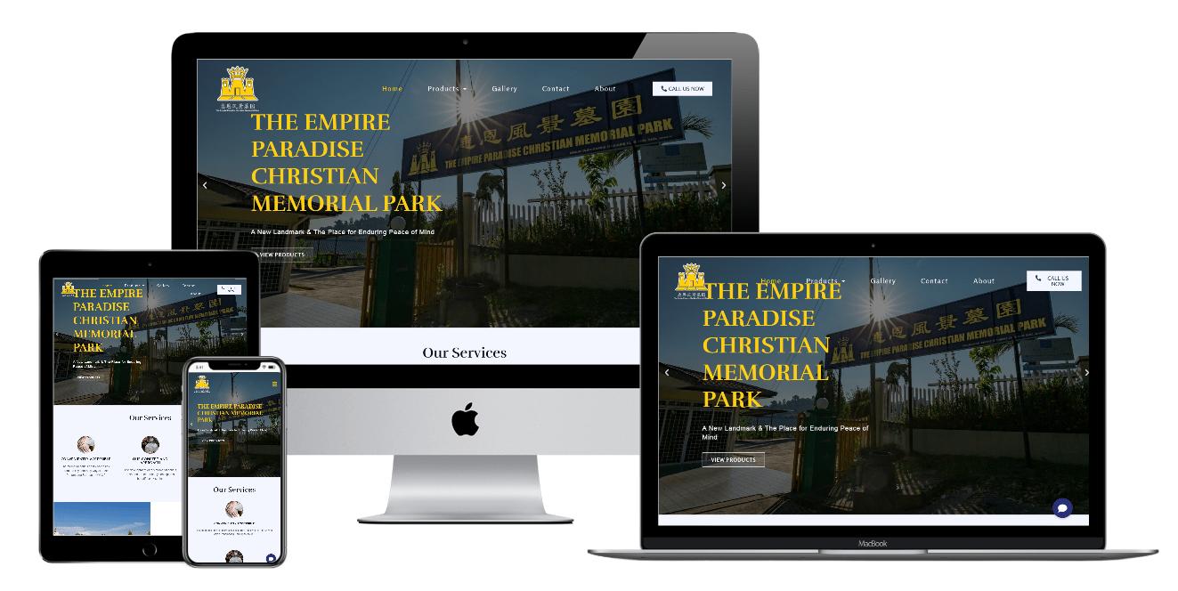 The Empire Paradise Christian Memorial Park