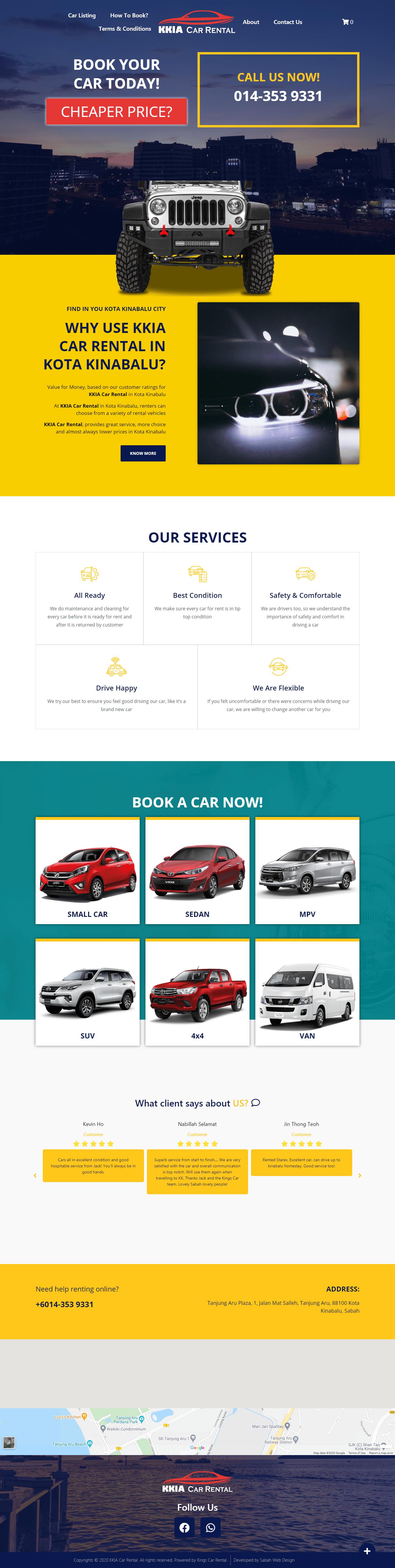 KKIA Car Rental