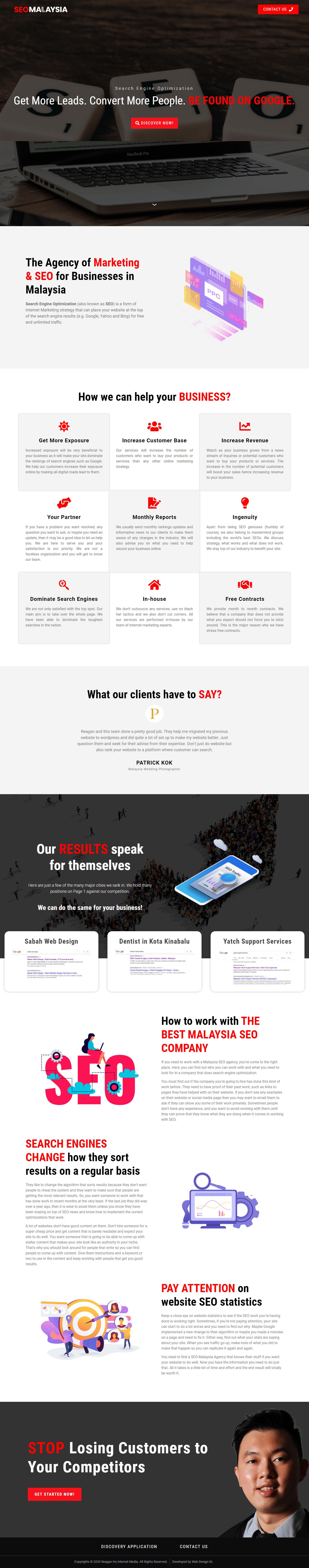 Seo Agency Malaysia