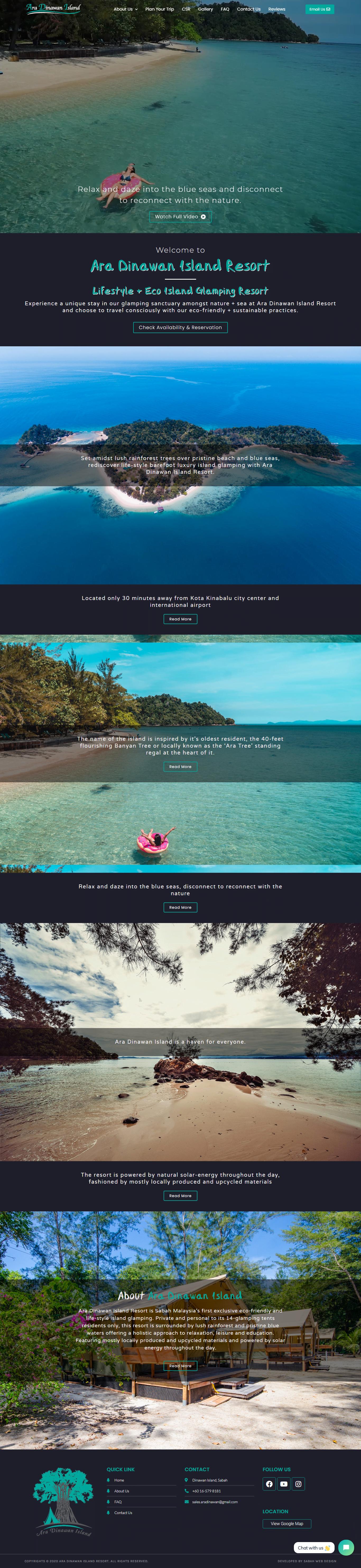 Ara Dinawan Island